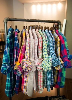 Bonobos Austin Guideshop Bright and Bold Shirts